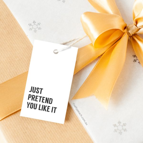 Funny Gift Tag Set